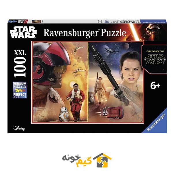 پازل star-wars-puzzle