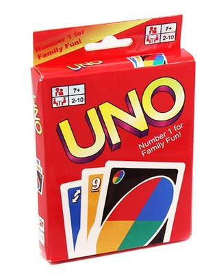 بازی فکری اونو - uno